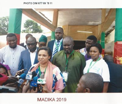 The President of the EIG-MADIKA-to-the- press